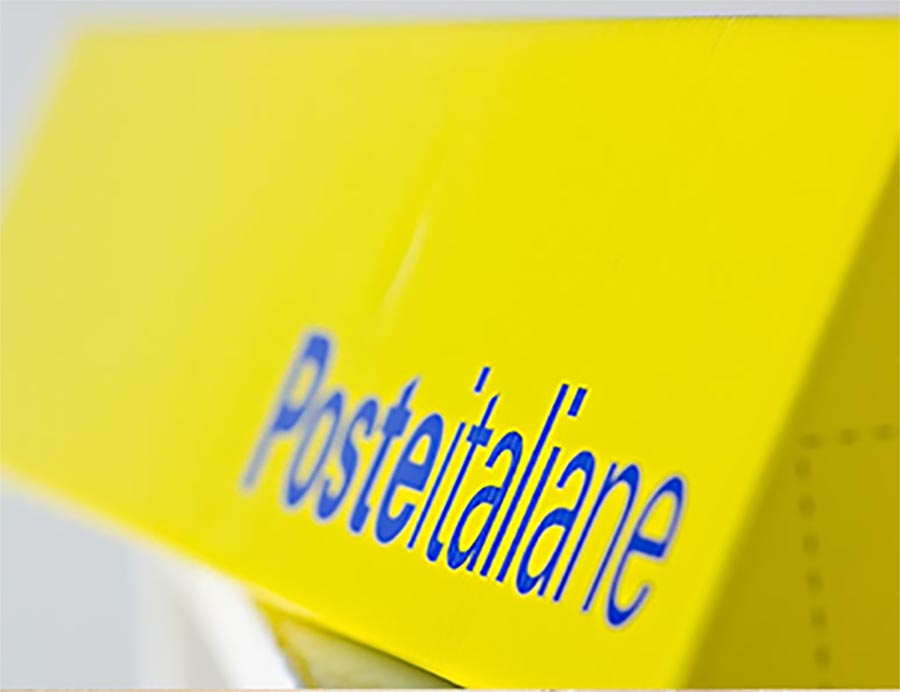 Poste delivery web